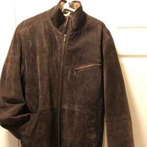 Other - Men's leather/suede coat